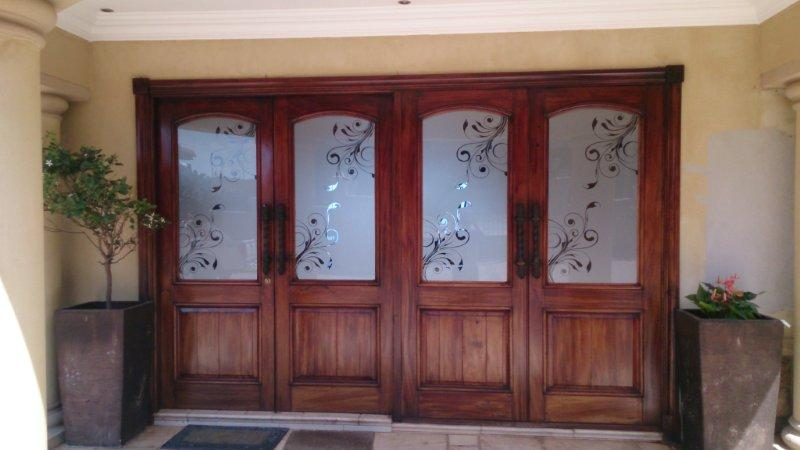 Frosted Vinyl For Glass In Durban