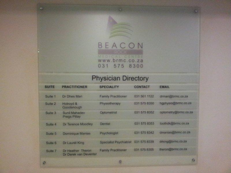 Medical Centres Branded By Signage Kings