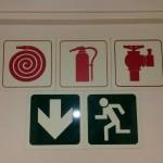 Various Photo Luminous Safety Sign